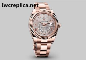Replica Rolex Oyster Perpetual Sky Dweller